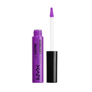 NYX Lip Lustre Glossy Lip Tint - Violet Glass (S-LLGT07) ladymoss.com