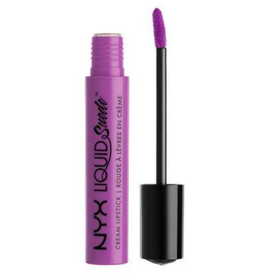 NYX Liquid Suede Cream Lipstick - Sway (S-LSCL06) ladymoss.com