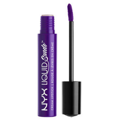 NYX Liquid Suede Cream Lipstick - Amethyst (S-LSCL10) ladymoss.com