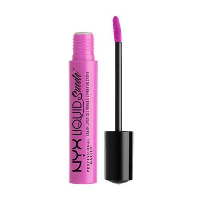 NYX Liquid Suede Cream Lipstick - Respect the Pink (S-LSCL13) ladymoss.com
