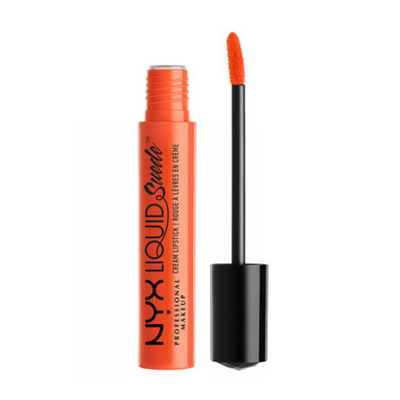 NYX Liquid Suede Cream Lipstick - Foiled Again (S-LSCL14) ladymoss.com