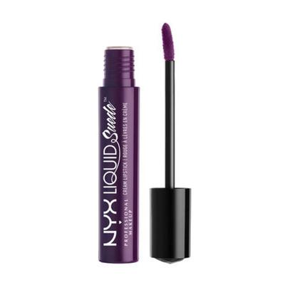 NYX Liquid Suede Cream Lipstick - Subversive Socialite (S-LSCL19) ladymoss.com