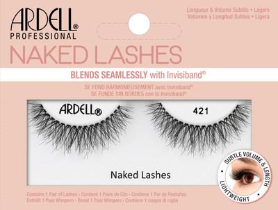 Ardell Naked Lashes 421 (70476EC) ladymoss.com