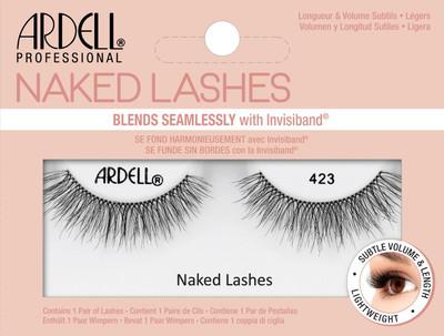 Ardell Naked Lashes 423 (70478EC) ladymoss.com