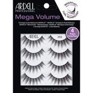 Ardell Mega Volume 253 - 4 Pack (41912) ladymoss.com
