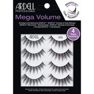 Ardell Mega Volume 253 - 4 Pack