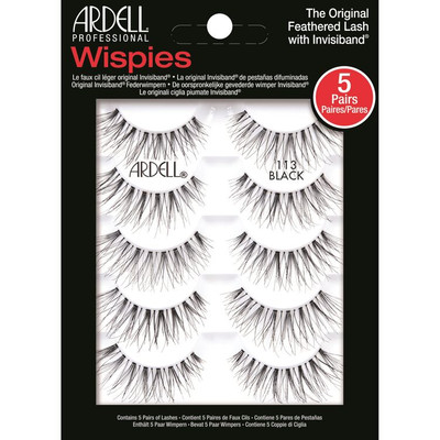 Ardell Wispies 113 - 5 Pack (67516) ladymoss.comm