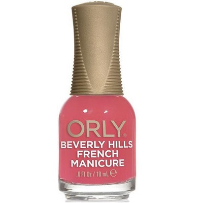 ORLY Nail Lacquer - Beverly Hills Plum (F105) ladymoss.com