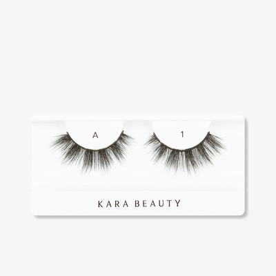Kara Lashes - A1 Fabulashes 3D Faux Mink Lashes ladymoss.com