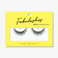 Kara Beauty A6 Fabulashes 3D Faux Mink Lashes