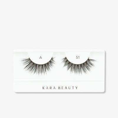 Kara Lashes - A51 Fabulashes 3D Faux Mink Lashes ladymoss.com