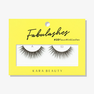 Kara Beauty A53 Fabulashes 3D Faux Mink Lashes