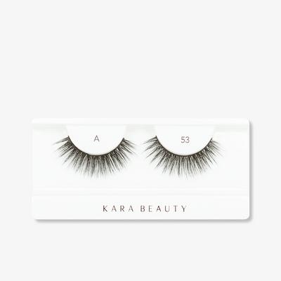 Kara Lashes - A53 Fabulashes 3D Faux Mink Lashes ladymoss.com