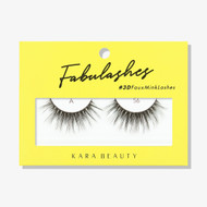 Kara Beauty A56 Fabulashes 3D Faux Mink Lashes