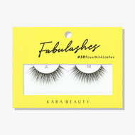 Kara Beauty A58 Fabulashes 3D Faux Mink Lashes