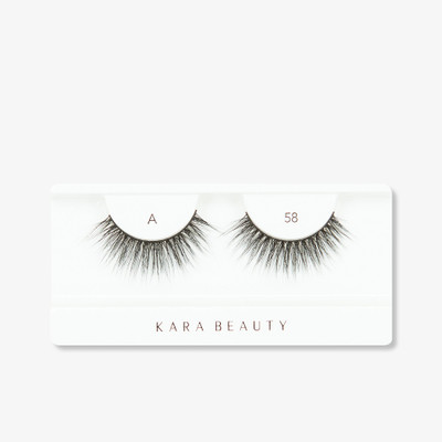 Kara Lashes - A58 Fabulashes 3D Faux Mink Lashes ladymoss.com