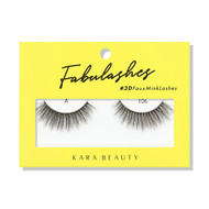 Kara Beauty A106 Fabulashes 3D Faux Mink Lashes