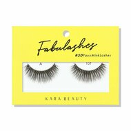 Kara Beauty A107 Fabulashes 3D Faux Mink Lashes