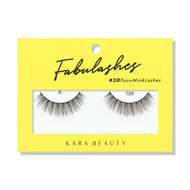 Kara Beauty A109 Fabulashes 3D Faux Mink Lashes