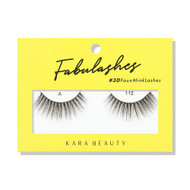 Kara Beauty A112 Fabulashes 3D Faux Mink Lashes