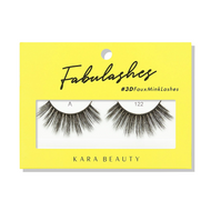 Kara Beauty A122 Fabulashes 3D Faux Mink Lashes