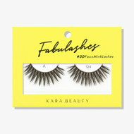 Kara Beauty A124 Fabulashes 3D Faux Mink Lashes