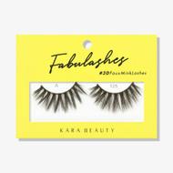 Kara Lashes - A125 Fabulashes 3D Faux Mink Lashes ladymoss.com