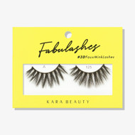 Kara Beauty A125 Fabulashes 3D Faux Mink Lashes