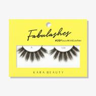 Kara Lashes - A128 Fabulashes 3D Faux Mink Lashes ladymoss.com