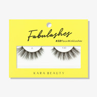 Kara Beauty A130 Fabulashes 3D Faux Mink Lashes
