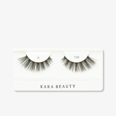 Kara Lashes - A130 Fabulashes 3D Faux Mink Lashes ladymoss.com