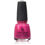 China Glaze Nail Polish - It's Poppin' (724) ladymoss.com