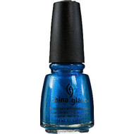 China Glaze Nail Polish - Blue Iguana (963) ladymoss.com