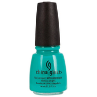 China Glaze Nail Polish - Four Leaf Clover (866) ladymoss.com
