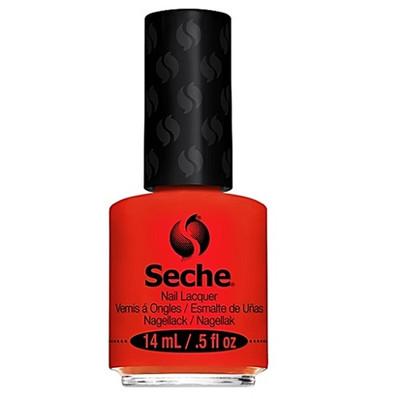 Seche Nail Lacquer - Scorchin' Hot (83227) ladymoss.com