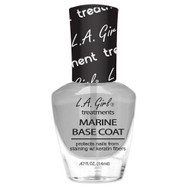 L.A. Girl Nail Treatment - Marine Base Coat (GNT20) ladymoss.com