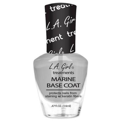 L.A. Girl Nail Treatment - Marine Base Coat (GNT20) ladymoss.com