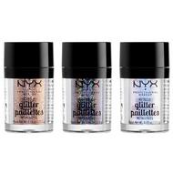 NYX Metallic Glitter MGLI Picture Image Swatch
