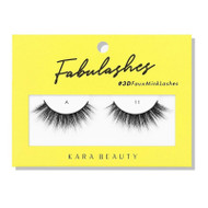 Kara Beauty A11 Fabulashes 3D Faux Mink Lashes