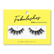 Kara Beauty A13 Fabulashes 3D Faux Mink Lashes