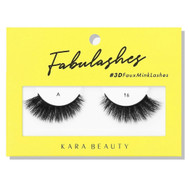 Kara Beauty A16 Fabulashes 3D Faux Mink Lashes