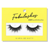 Kara 3D Faux Mink Lashes - A65 ladymoss.com