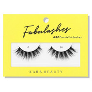 Kara Beauty A66 Fabulashes 3D Faux Mink Lashes