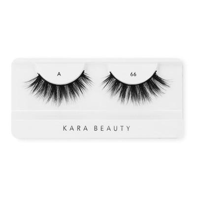 Kara 3D Faux Mink Lashes - A66 ladymoss.com