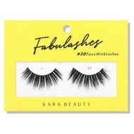 Kara Beauty A67 Fabulashes 3D Faux Mink Lashes