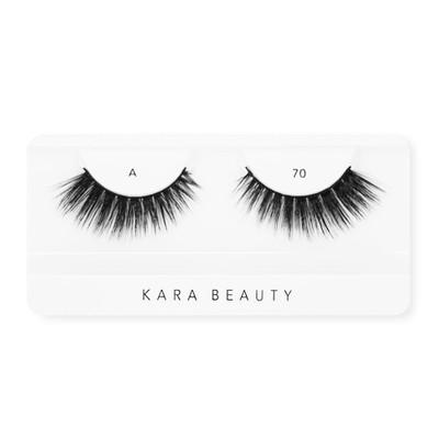 Kara 3D Faux Mink Lashes - A70 ladymoss.com