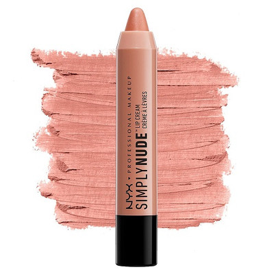 NYX Simply Nude Lip Cream - SN03 Disrobed