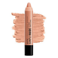 NYX Simply Nude Lip Cream - SN05 Honey