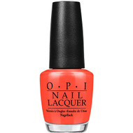 OPI Nail Lacquer - Hot & Spicy
