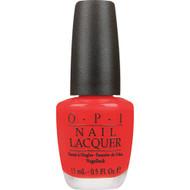 OPI Nail Lacquer - Tasmanian Devil Made Me Do It